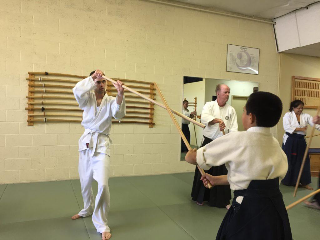 Jyo Training