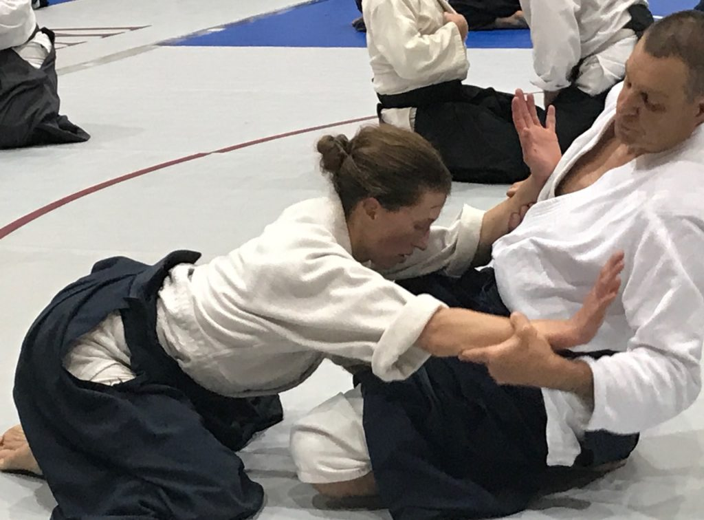 Photo by Pat Belt, Ventura Aikikai