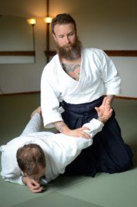 James Burtle AIkido image 1