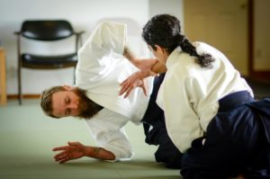 James Burtle Aikido image 2